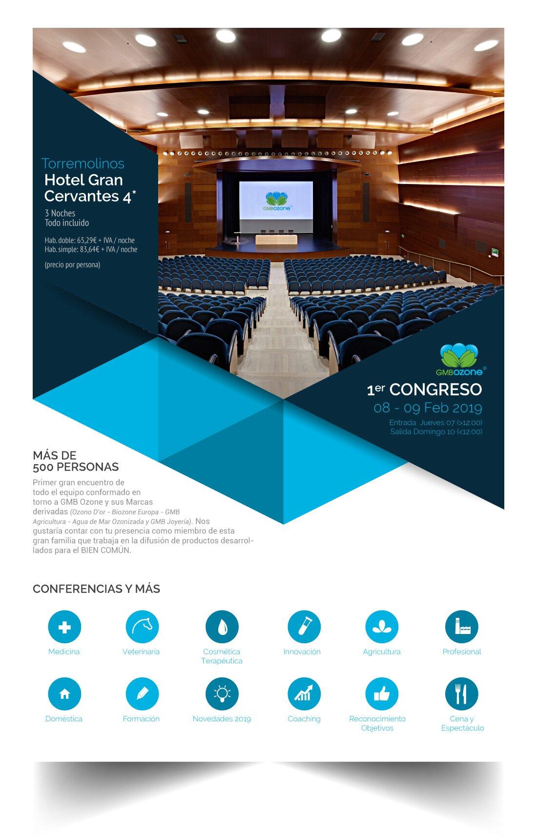 Convención GMB 2019