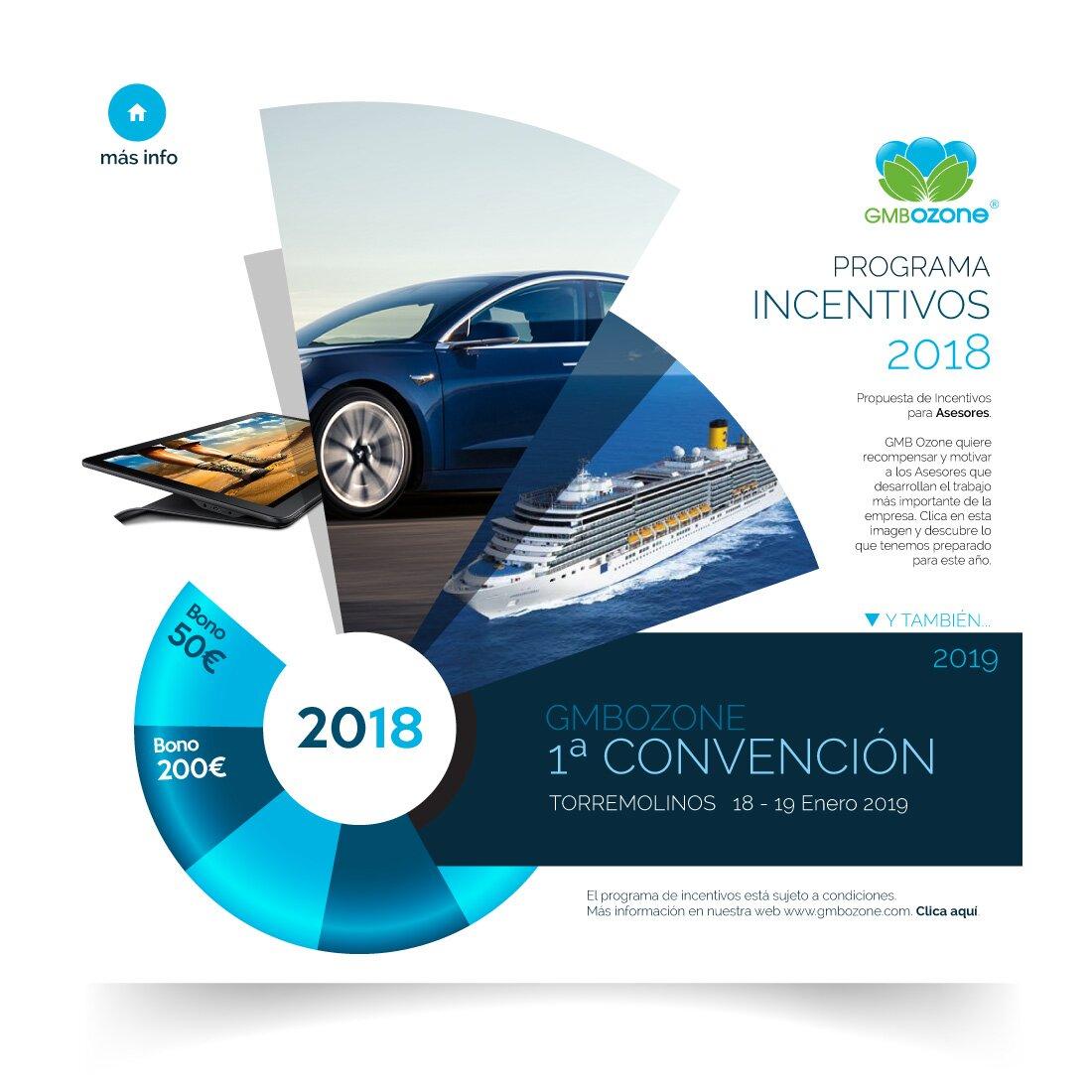 Incentivos 2018