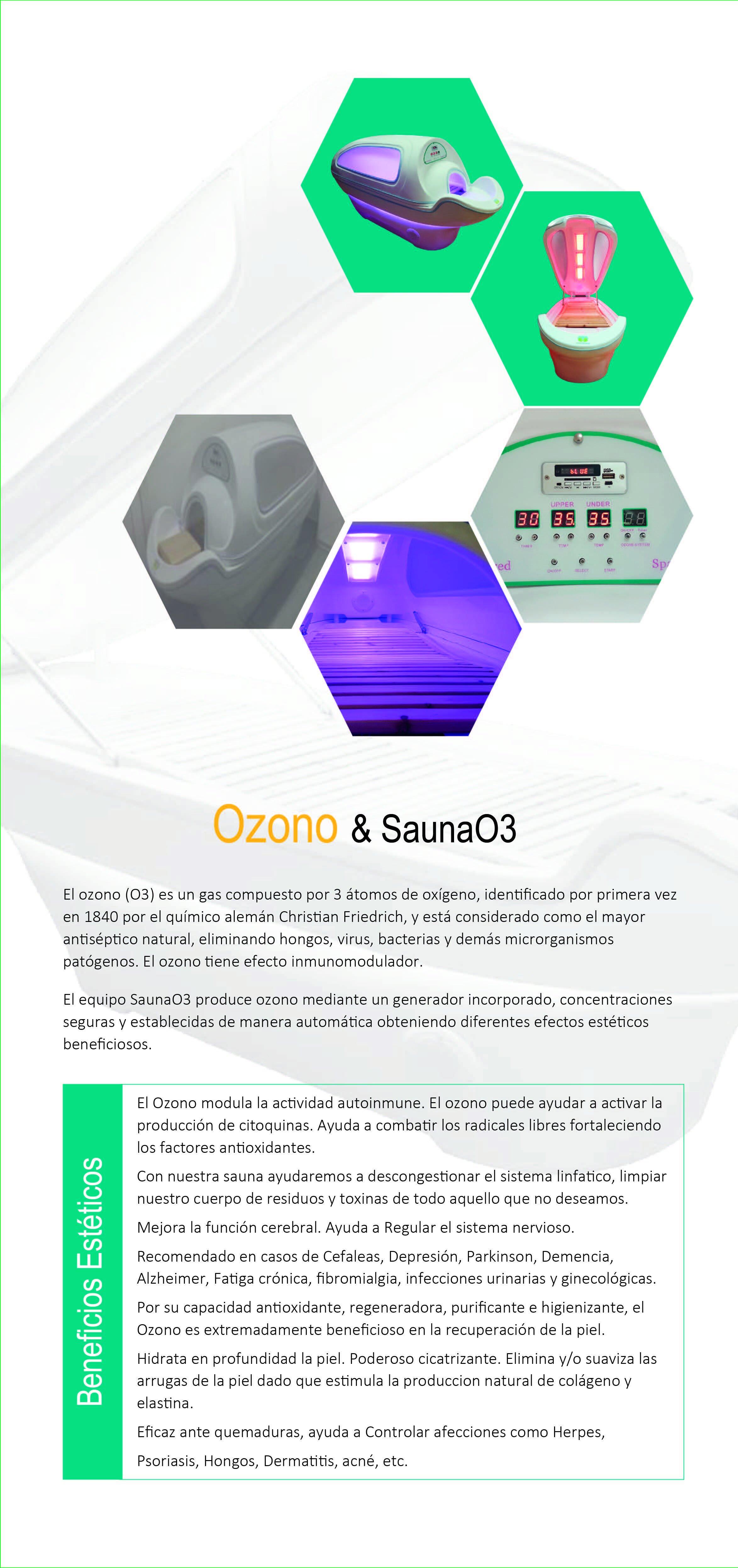 sauna ozono gmb ozone