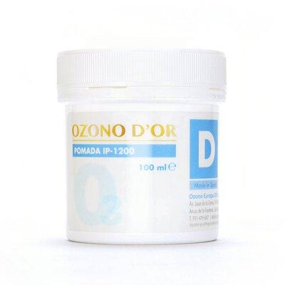 Aceite ozonizado para eliminar los hongos en los pies - OZONO D'OR